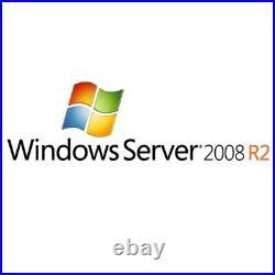 Windows Server 2008 R2 Datacenter, 64 CPU, x64, Full License + iso, Genuine