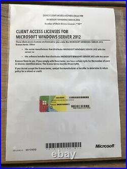 Windows Server 2012 R2 Standard Fujitsu ROK (2CPU/ 2VMs) DVD, Multi +10 cal