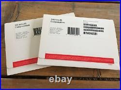 Windows Server 2012 Standard Vollversion Eng. (2CPU/ 2VMs) mit MwSt Rechnung