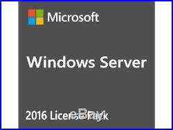 Windows Server 2016 5 User CAL OEM