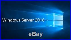 Windows Server 2016 Datacenter 16 Core+20 usr CAL Retail x64 Install ISO