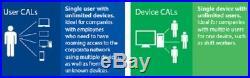 Windows Server 2016 RDS CAL 5 User License Key, Remote Desktop Services