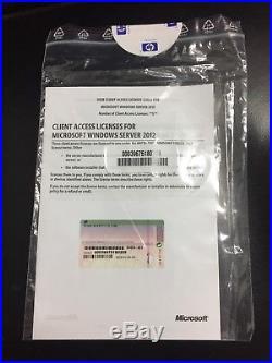 Windows Server Standard 2012 R2, DVD mit 5 cal / OEM Vollversion, MwSt Rechnung
