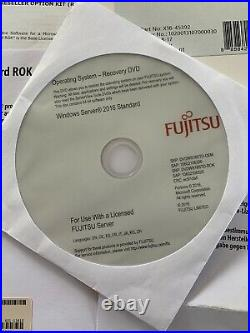 Windows Server Standard 2016 Fujitsu ROK 16 Core + 5 User cal, MwSt Rechnung