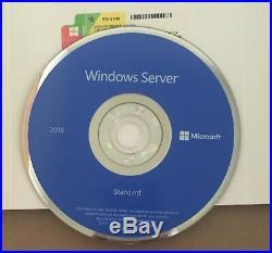 Windows Server Standard 2019- 16 Cores Full License Brand New