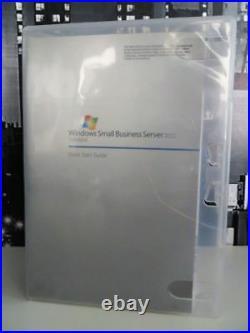 Windows Small Business Server 2011 Standard T72-02881 100% Genuine