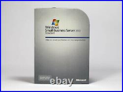 Windows Small Business Server 2011 Standard mit 5 CALs, Retail, englisch