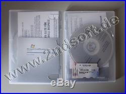Windows Small Business Server 2011 Standard mit 5 CALs SB, deutsch Neuware