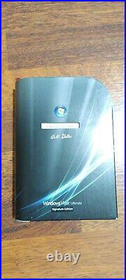 Windows Vista Signature Edition