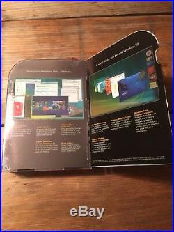 Windows Vista Ultimate, 32/64 bit Vollversion Englisch mit MwSt Rechnung