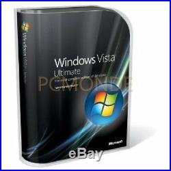 Windows Vista Ultimate with SP1 66R-02261