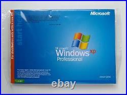 Windows XP Professional Pro CD 32 Bit OEM Vollversion SP2b MUI Multilingual NEU