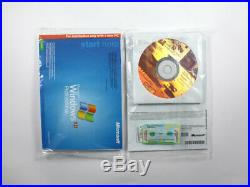Windows XP Professional mit SP3 DSP Systembuilder 32-Bit, Multilanguage MUI neu