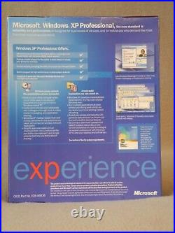 Windows XP in Retail Packaging Genuine Rare early version 2002 (Item No. 2)