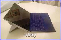 Windows surface pro 4 with keyboard and pen