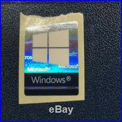X10 Licencia Windows 10 Pro COA PEGATINA STICKER LICENSE LICENCIA 32/64 Bit